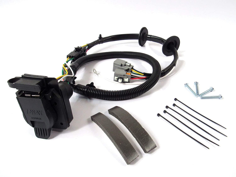 Atlantic British Trailer Towing Wiring Kit YWJ500220 for Land Rover LR3 (2005-2009)