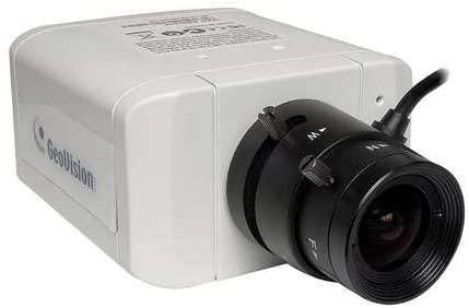 Box Camera, IP Network, 2 MP