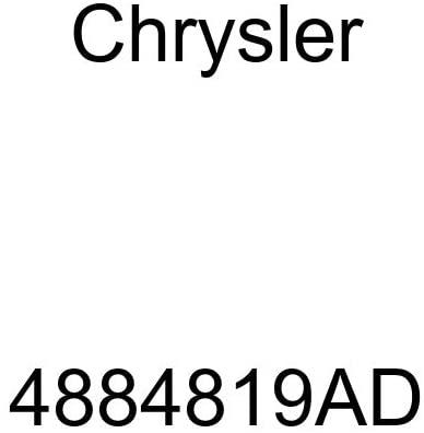 Genuine Chrysler 4884819AD Engine Oil Filler Cap