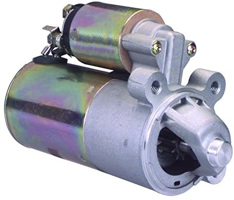 New Starter Replacement For Ford Focus Zetec 2.0L 2000-2004 with Automatic Trans 98AB-11000-EC