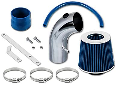 Velocity Concepts Blue Short Ram Air Intake Kit + Filter 01-09 For Chrysler PT Cruiser All Model with 2.4L Non-Turbo 4-cyl