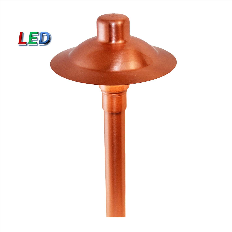 P.M. LIGHTING CS936-LED Professional Series Copper Path & Area Light