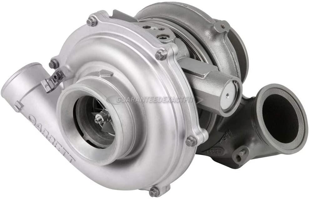 Stigan Compound Turbo Turbocharger For Ford F250 F350 F450 F-250 F-350 Super Duty 6.4L PowerStroke Diesel 2008 2009 2010 - Stigan 847-1542 Remanufactured