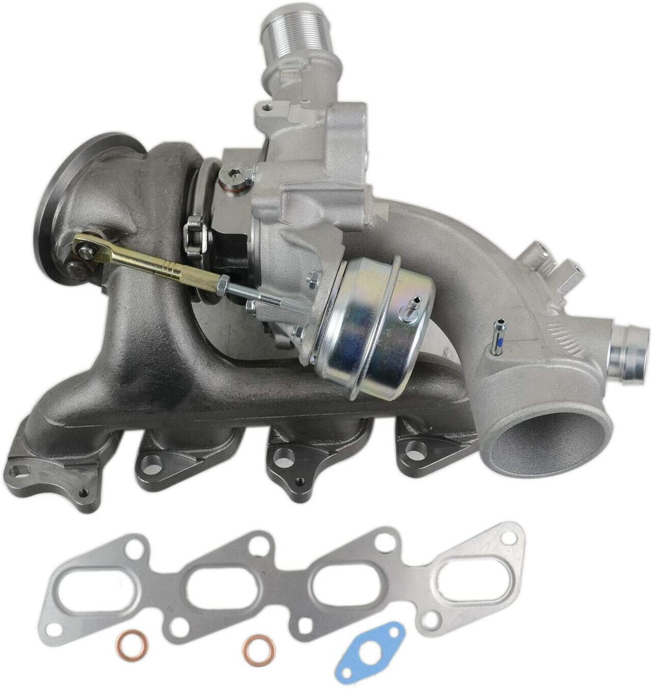 Turbo Charger Compatible with Chevy Cruze Sonic Trax Opel Astra Meriva Buick Encore 1.4L 781504, 781504-5004S, 781504-5001S