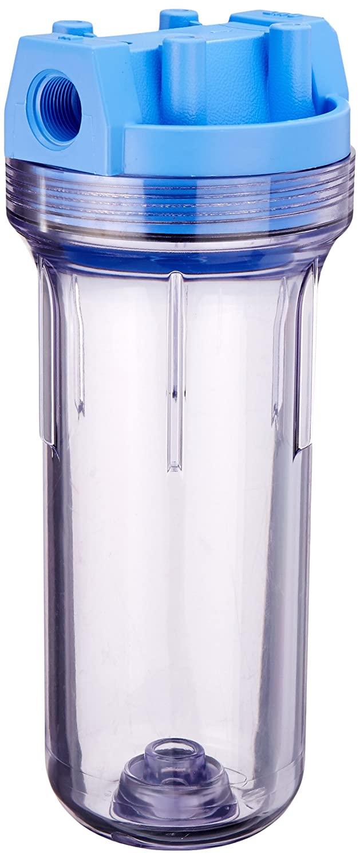 Pentek PENTEK-150072#10 Standard Blue/Clear Filter Housing, 3/4