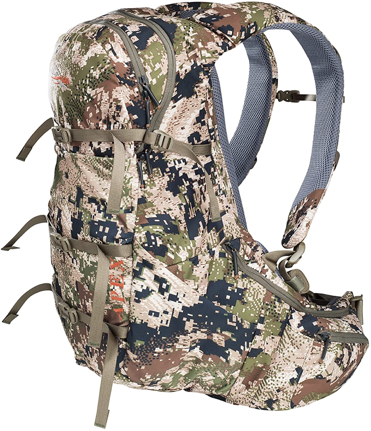 SITKA Gear Apex Pack Optifade Subalpine One Size Fits All