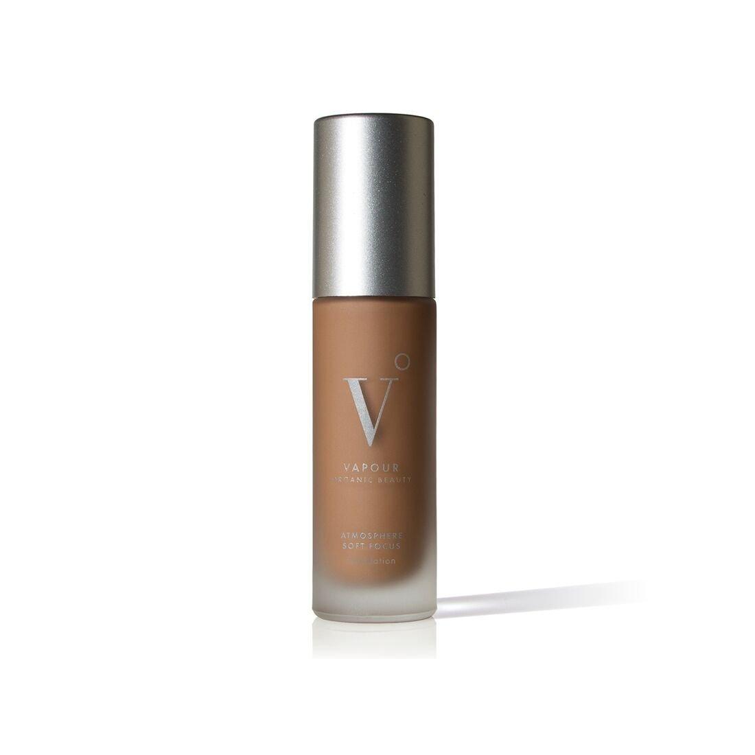Vapour Organic Beauty Atmosphere Soft Focus Foundation, S140 Medium Dark, 1.14 Ounce