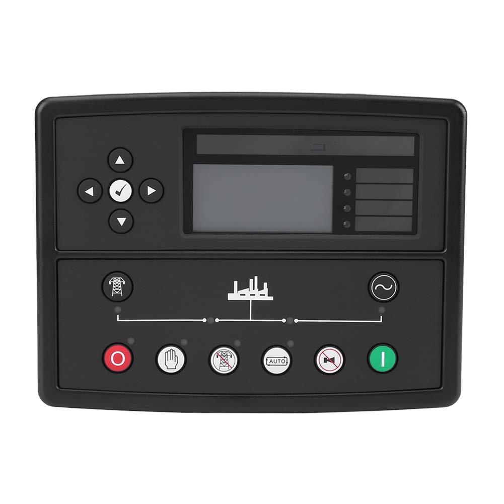 Generator Panel, DSE7320 Manual/Auto Electronics Controller Control Module Panel for Diesel Generator Speed Motor Generator Controller