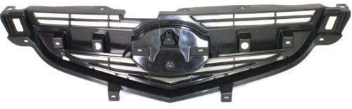 Go-Parts - for 2004 - 2006 Acura TL Grille Assembly 71120-SEP-A00 AC1200109 Replacement 2005