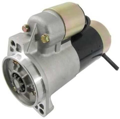 Starter compatible with Nissan Pathfinder 3.0L 1989-95 D21 1990-96 23300-88G00 NEW 17196