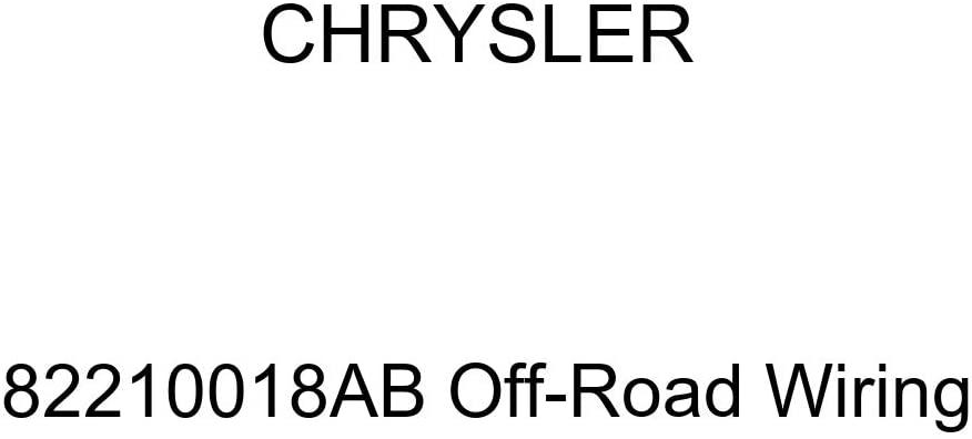 Genuine Chrysler 82210018AB Off-Road Wiring