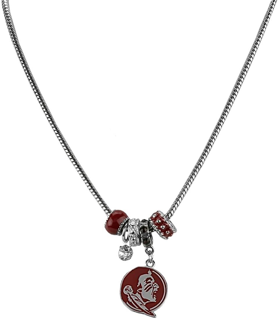 SANDOL Florida State MVP Charm Necklace