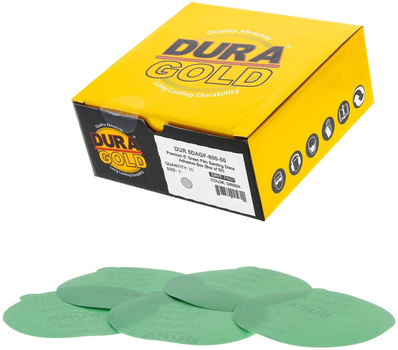 Dura-Gold - Premium Film Back - 800 Grit 5