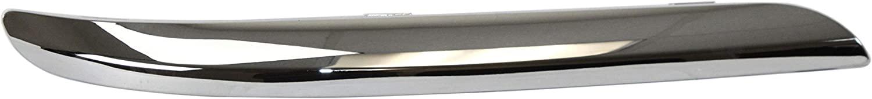 Garage-Pro Front Bumper Trim for CHRYSLER 300 2011-2014 RH Chrome Accent