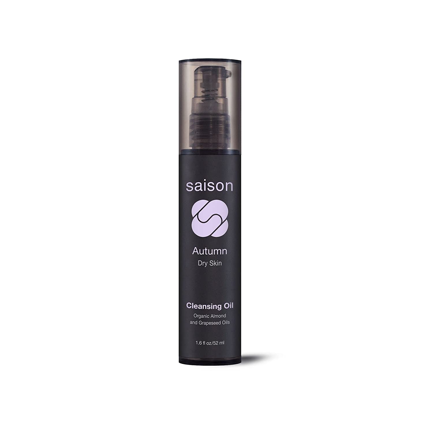 Saison Autumn Cleansing Oil   Organic, Natural, Vegan & Cruelty Free Beauty   Good for Dry Skin