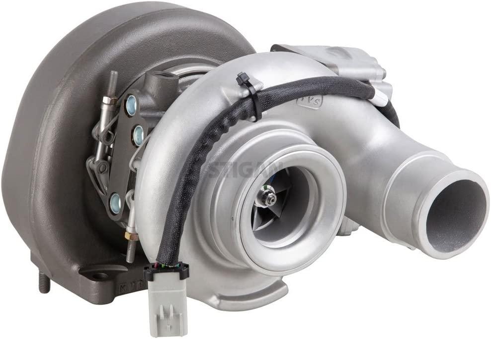 Remanufactured Stigan Turbo Turbocharger For Dodge Ram Cummins 6.7L Diesel 2007 2008 2009 2010 2011 2012 - Stigan 847-1486 Remanufactured