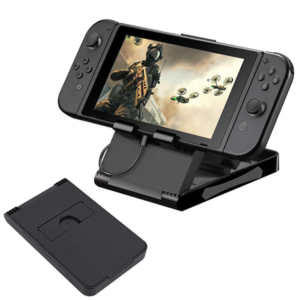 Playstand for Nintendo Switch Stand,Switch Accessories,Portable Phone Holder Dock for Desk