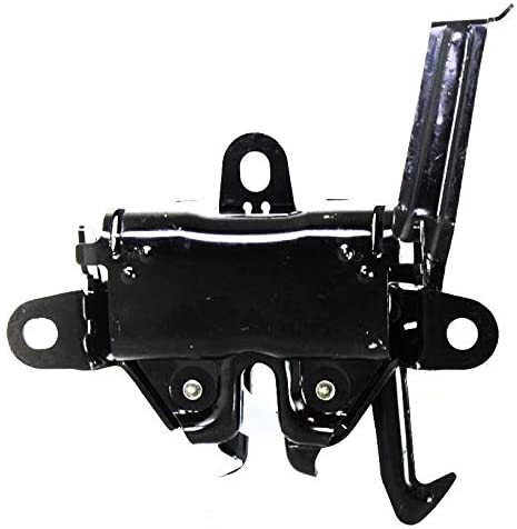 Parts N Go 2002-2006 Camry Hood Latch Replacement LE/SE - 53510-33201, TO1234102, 53510AA070