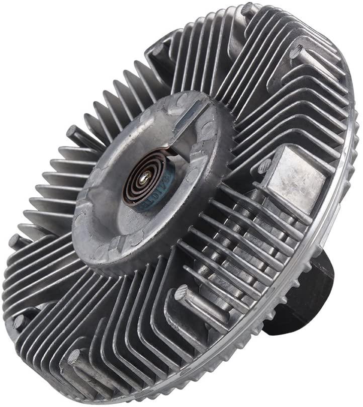 2775 Engine Cooling Fan Clutch - for 1997-2008 Ford F-150 4.2L 256ci V6 VIN 2 22159