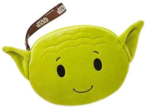 Hallmark itty bittys Star Wars Yoda Zipper Pouch Plush Toys Movies & TV; Sci-Fi