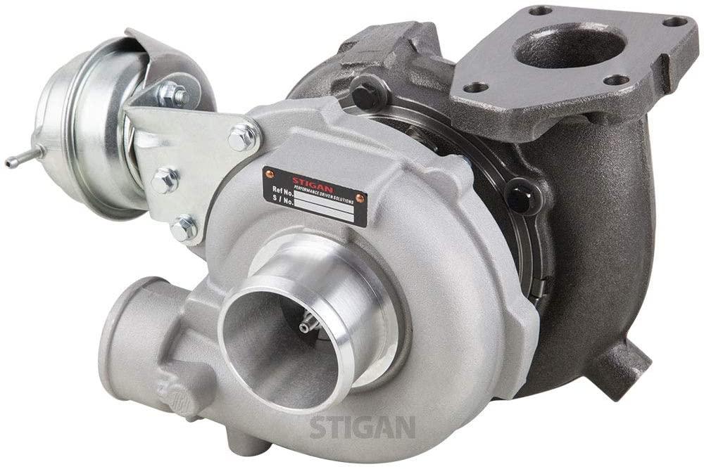 New Stigan Turbo Turbocharger For Jeep Liberty CRD Diesel 2005 2006 2007 - Stigan 847-1018 NEW