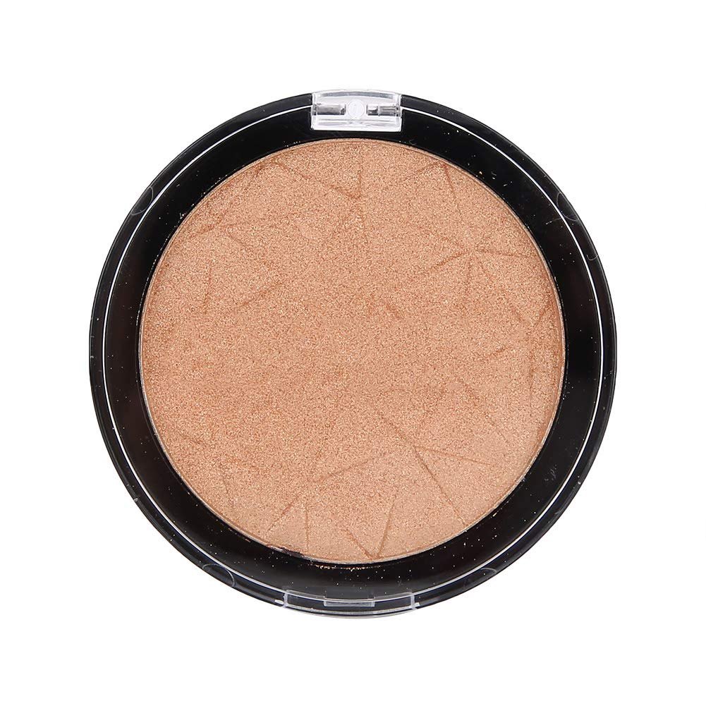 Highlighter Powder, SACE LADY Highlighter Powder Natural Shining Face Contour Highlight Makeup Cosmetic Tools(03)