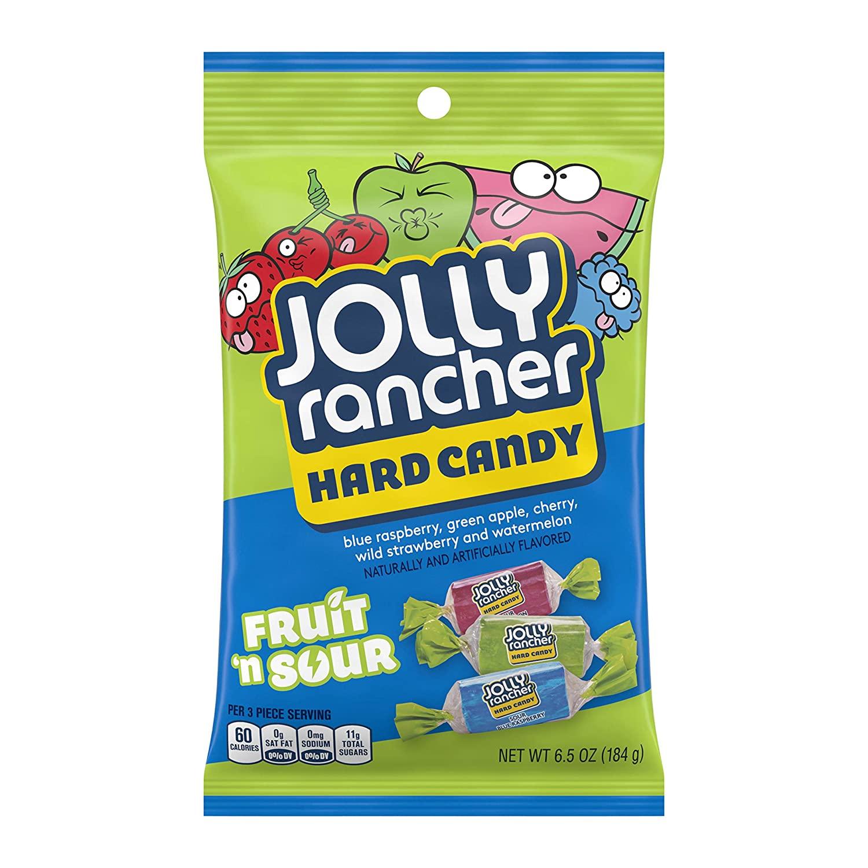 Jolly Rancher Hard Candy Tropical Flavor