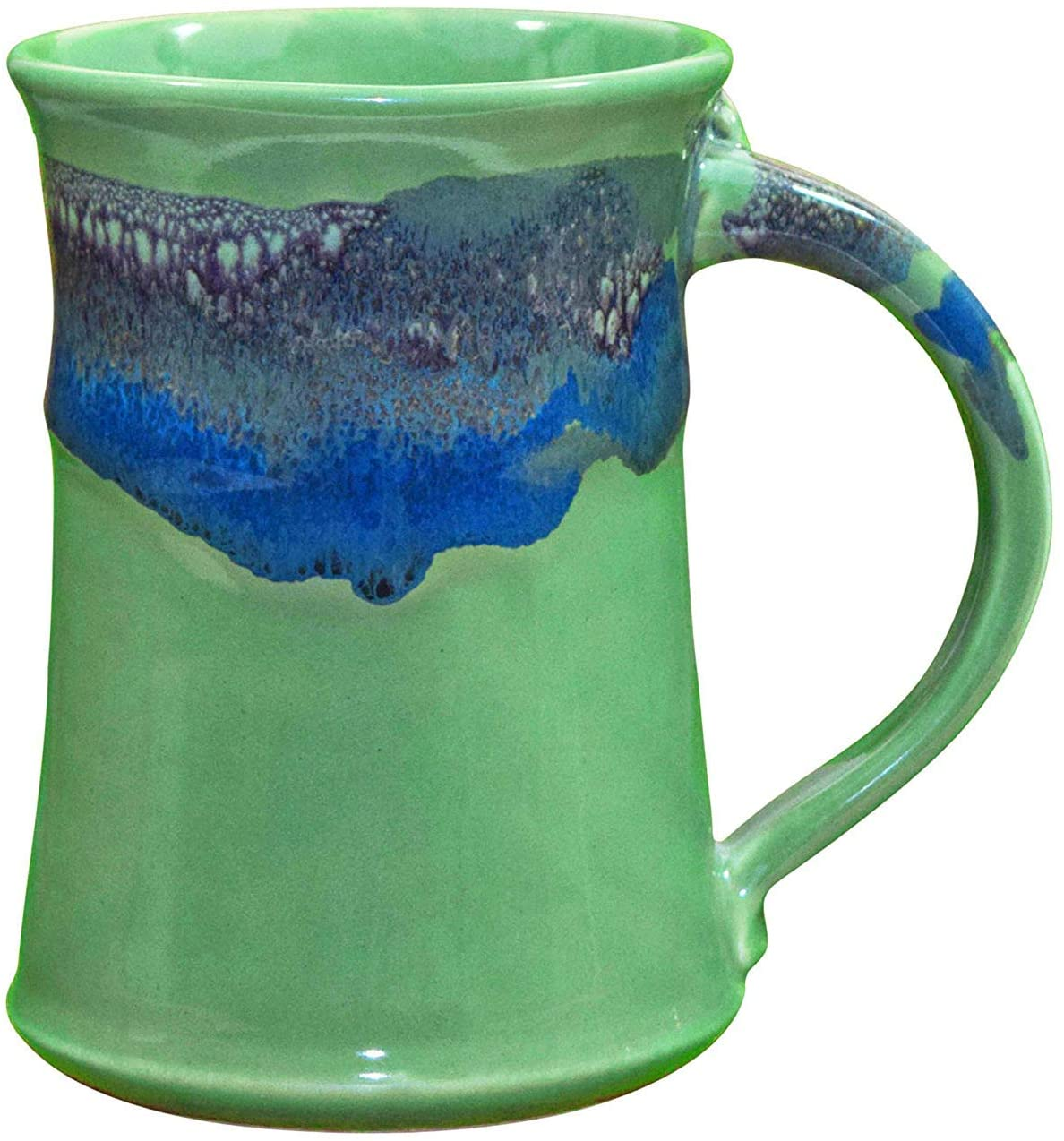 Clay in Motion Large Mug (Misty Green)