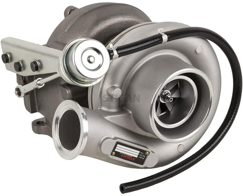 New Stigan Turbo Turbocharger For Cummins 8.3L Replaces 3529466 3530384 3530386 3530994 3802256 - Stigan 847-1459 New