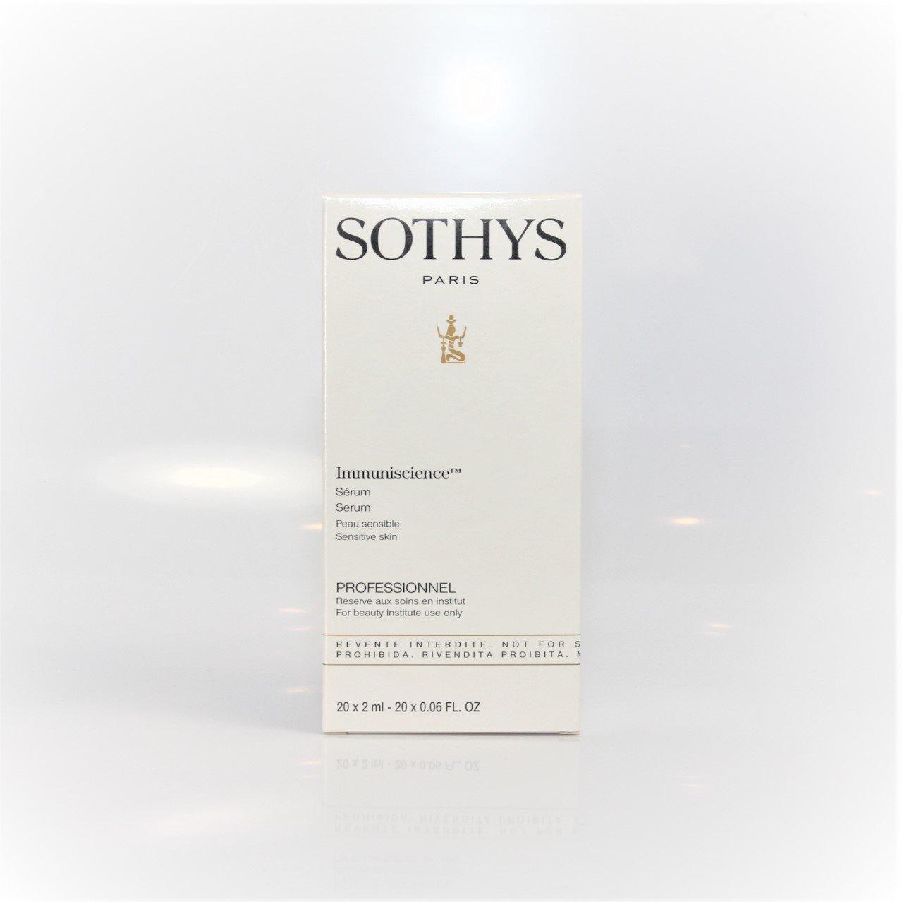 Sothys Immuniscience Serum for Sensitive Skin (2ml/0.06Fl.Oz x 20 ampoule)