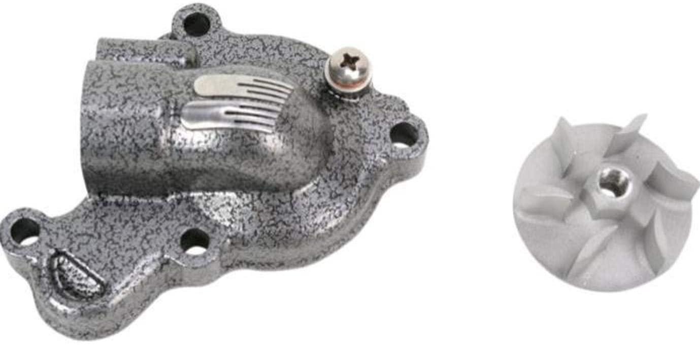Boyesen Supercooler Water Pump Kit Silver for Yamaha YZ450F