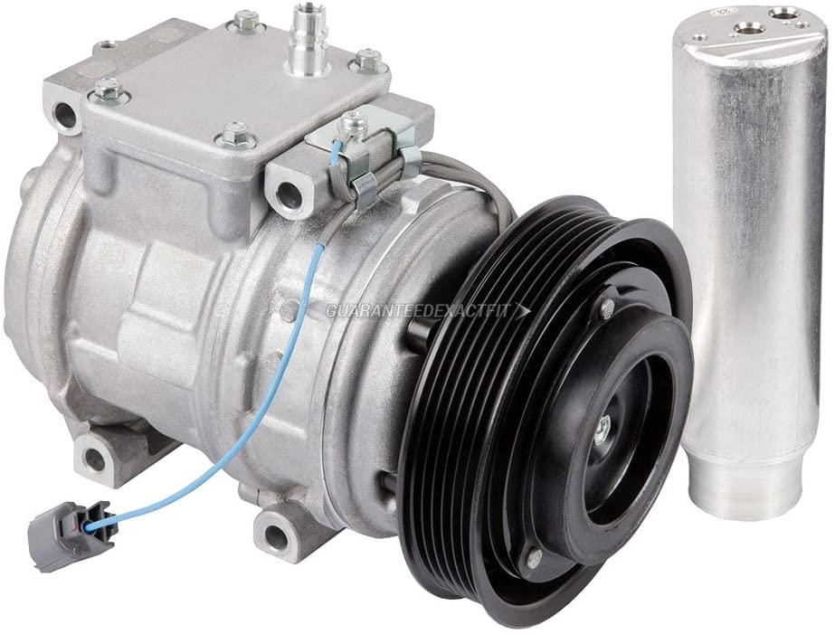 For Honda Odyssey 1995 1996 1997 1998 OEM AC Compressor w/A/C Drier - BuyAutoParts 60-87071R4 New