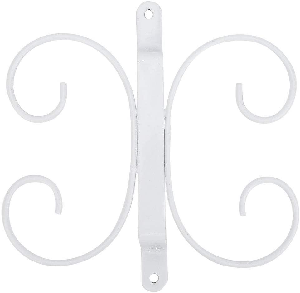 Wine Glass Hanger - Wall Wine Glass Handing Organizer Rack Upside Down Holder Hanger Shelf Decor for Home Kitchen Bar(White)