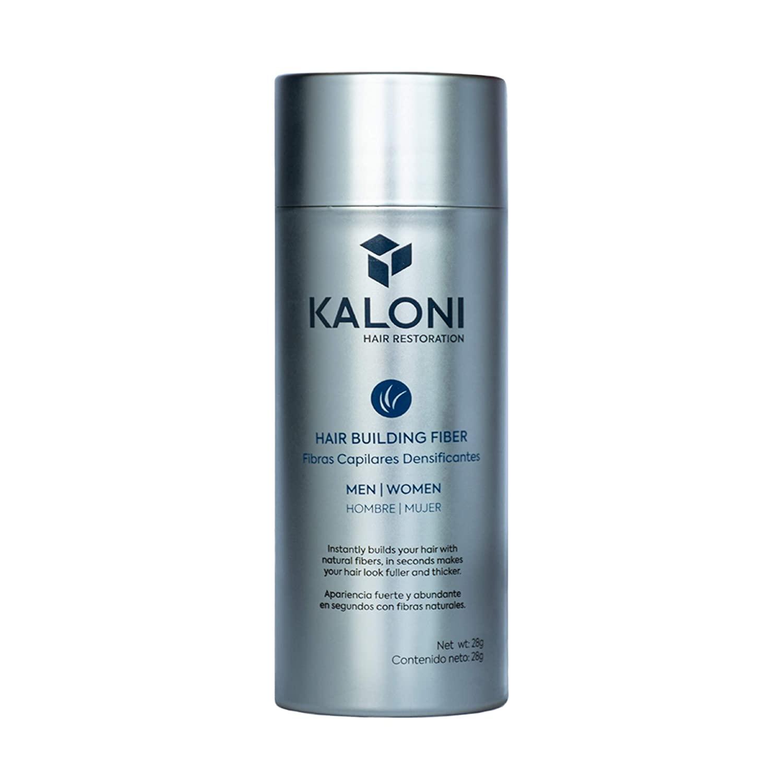Kaloni World-Class Hair Building Fiber Spray Gossypium Herbaceum (Medium Brown)