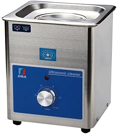 BAOSHISHAN Ultrasonic Cleaning Machine Cleaner for Cleaing Small Jewelry,Glasses and Wrist Watch (220V)