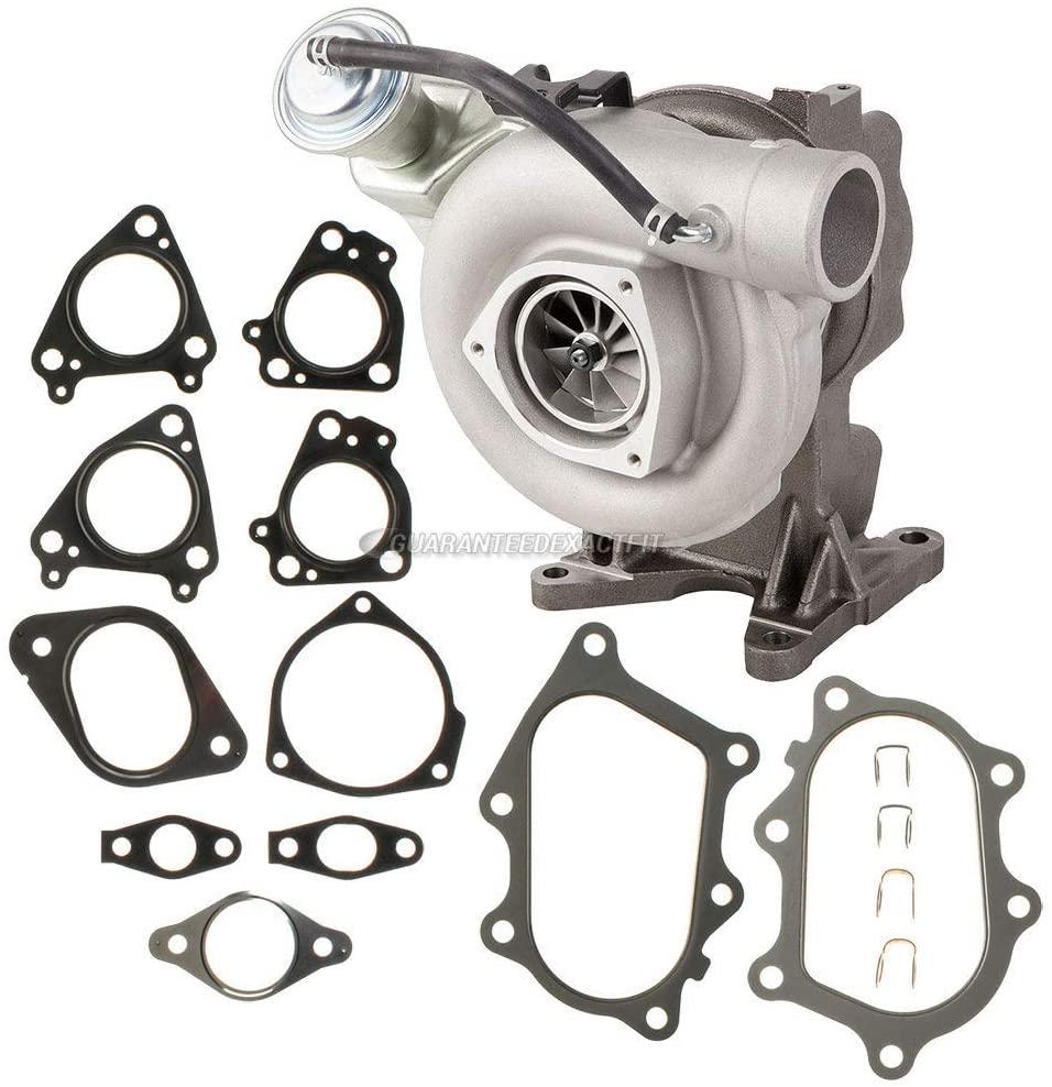 Turbo Turbocharger w/Victor Reinz Gaskets For Chevy Silverado GMC Sierra 6.6L Duramax Diesel LB7 2000-2004 - BuyAutoParts 40-80470V1 New