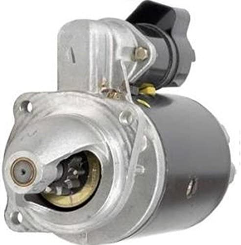 Rareelectrical STARTER COMPATIBLE WITH MASSEY FERGUSON TRACTOR MF-30D MF-50 MF-50E 3763-362-M91 2873A031
