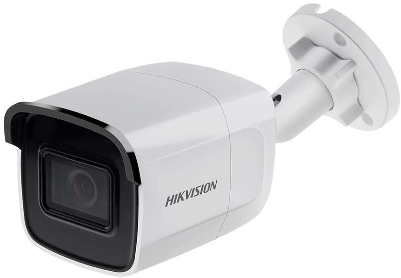 Hikvision 4K(8MP) Outdoor Bullet Security Darkfighter Camera DS-2CD2085G1-I 4mm, H.265+, SD Card Slot,IP67, Upgrade Version for DS-2CD2085FWD-I