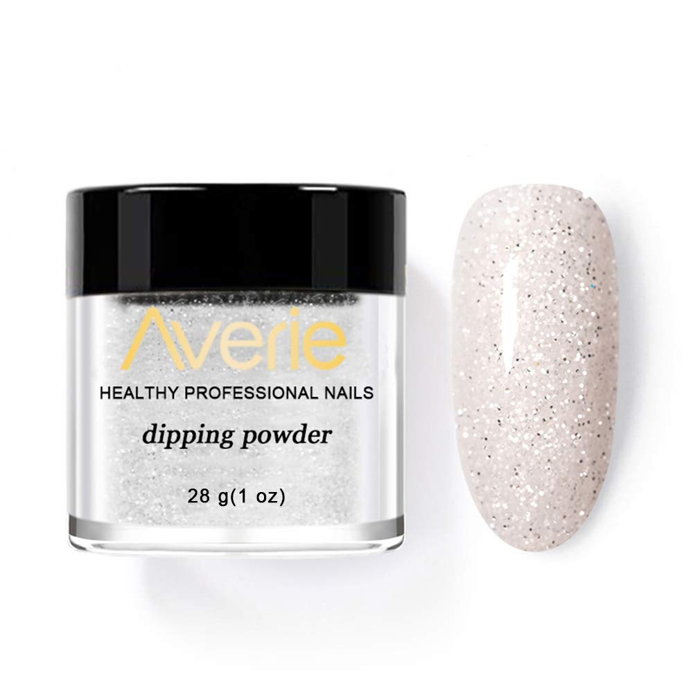 Nail Dip Dipping Powder, Holographic Nail Glitter Powders Pro Collection System, 28g. (28-A05)