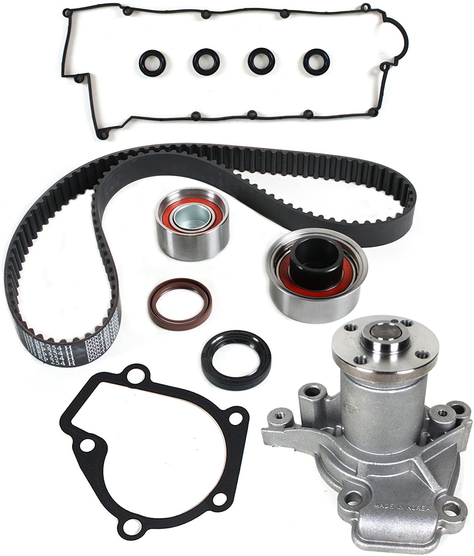 New TCK284WPVC (113 teeth) Timing Belt Seal Kit, Water Pump Set, Valve Cover Gasket Set