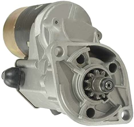 Rareelectrical NEW STARTER COMPATIBLE WITH TOYOTA LAND CRUISER 4.2L 4228CC 1981-84 028000-7811 028000-7812