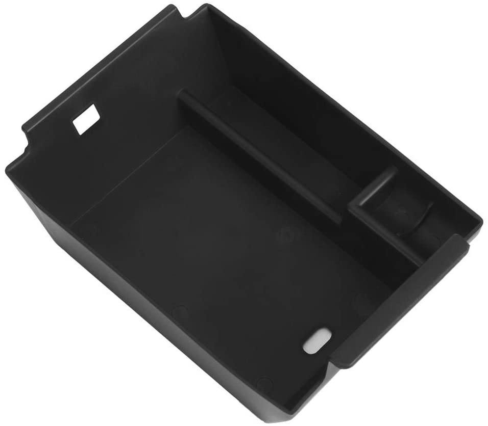 Suuonee Armrest Storage Box,Car Central Armrest Storage Box Container Accessory Fit for Mercedes Benz GLE W167 2020