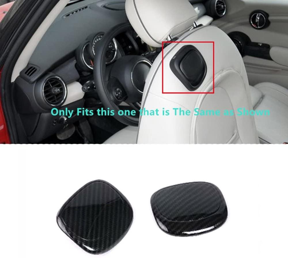 HIGH FLYING ABS Seat Position Back Handle Cover Trim for Mini Cooper Hardtop 3dr Hatchback (F56) 2014-2018