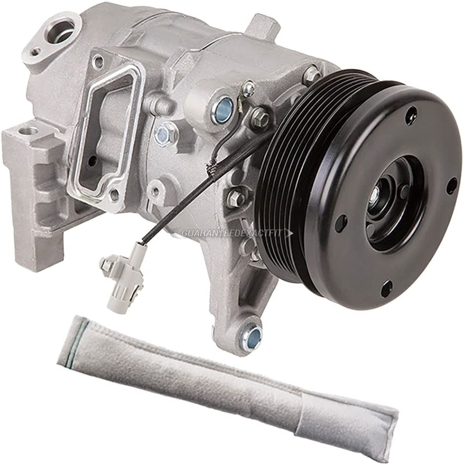For Lexus IS300 2001 2002 2003 2004 2005 AC Compressor w/A/C Drier - BuyAutoParts 60-88859R2 New