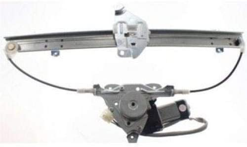 Go-Parts - for 1986 - 1997 Nissan D21 Power Window Motor And Regulator Assembly - Front Left (Driver) Side 80721-01G21 NI1350104 Replacement 1987 1988 1989 1990 1991 1992 1993 1994 1995 1996