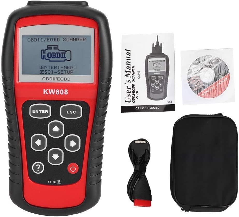 Suuonee Vehicle Diagnostic Tool, Vehicle Auto Scanner Diagnostic Tool Code Reader ELM327OBD2AL519