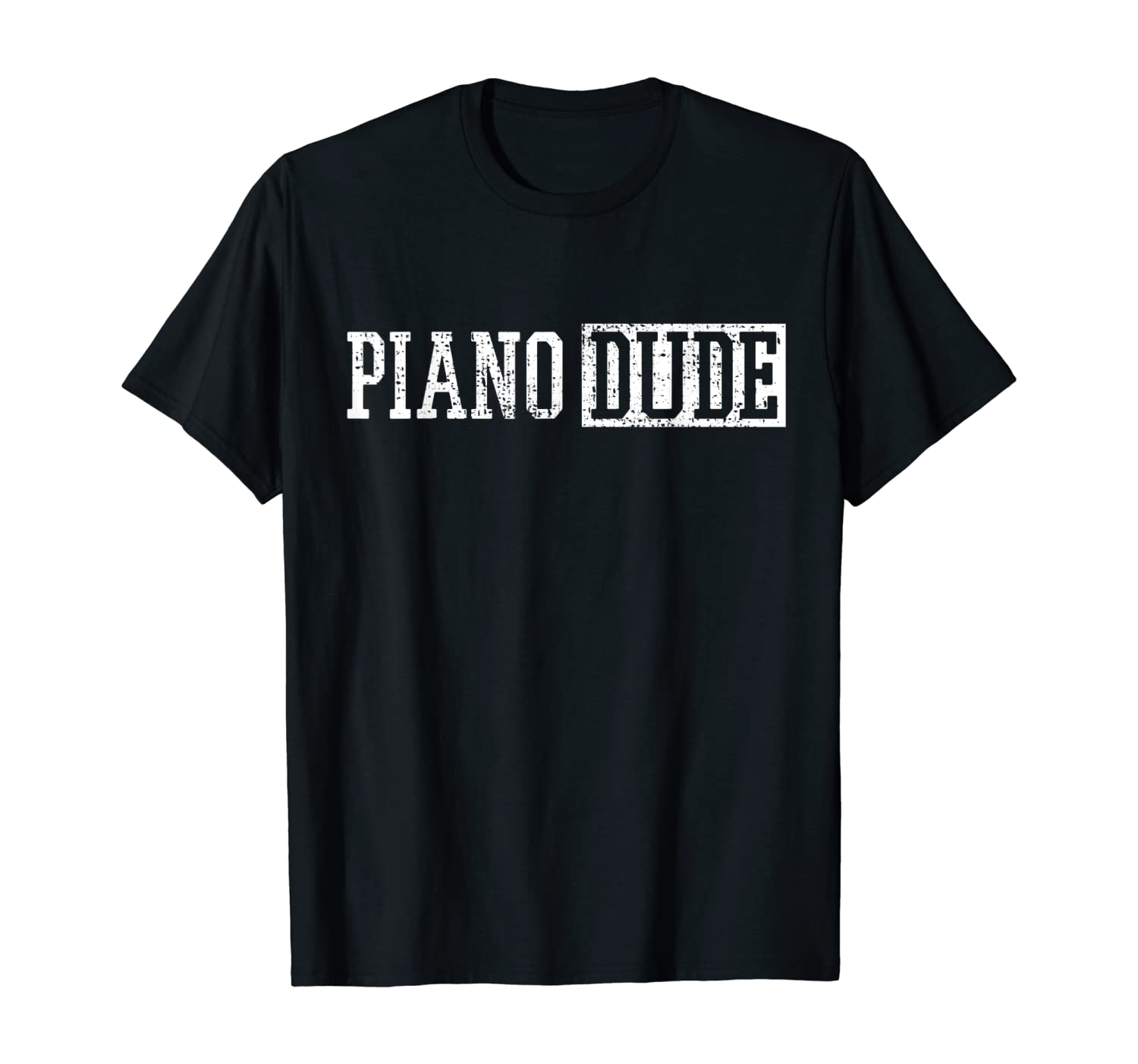 Piano Keyboard Player Musician Pianist Gift T-Shirt