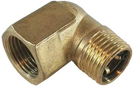 SC-3 Heavy Duty Truck Single One Way 90 Degree Check Air Brake Valve for Big Rigs