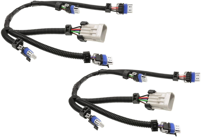 Michigan Motorsports Ignition Coil Harness Connector Qty 2 Fitment for GM LQ9 LQ4 LS2 LS3 LS7 LSX 4.8 5.3 6.0 6.2 7.0 Truck Relocation Applications