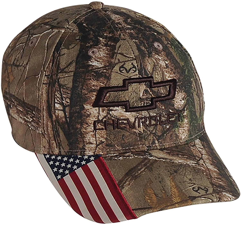Chevrolet Realtree Camo Hat